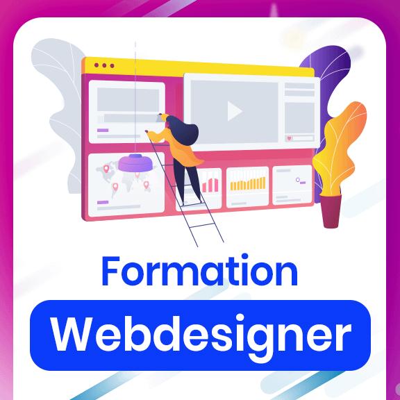 Formations Webdesigner pro (carré)